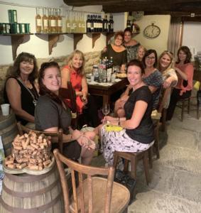WomenSupportingWomen6-RetreatToTuscany